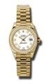26 mm Rolex 179138WDP Ladies Casual Watches