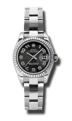 26 mm Rolex 179174BKCAO Ladies Luxury Watches
