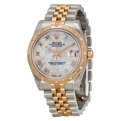 31 mm Rolex 178341MRDJ Ladies Luxury Watches