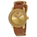 36 mm Movado 3600363 Ladies Casual Watches