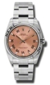36 mm Rolex 116034PRDO Mens Luxury Watches