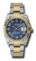 36 mm Rolex 116233BLCAO Mens Casual Watches