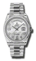 36 mm Rolex 118346MDP Ladies Casual Watches