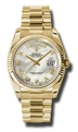 36mm Rolex 118238MRP Mens Luxury Watches