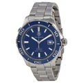 41 mm Tag Heuer WAK2111.BA0830 Mens Luxury Watches