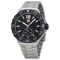 42 mm Tag Heuer WAU1110.BA0858 Mens Casual Watches