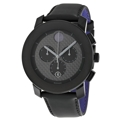 43.5 mm Movado 3600227 Unisex Casual Watches