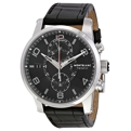 43 mm Montblanc 105077 Mens Casual Watches