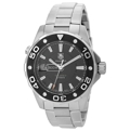 43 mm Tag Heuer WAJ2110.BA0870 Mens Dress Watches