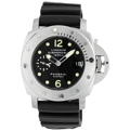 44 mm Panerai paM00243 Mens Sport Watches