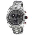 Anthracite Tissot PRS 330 T0764171106700 Casual Watches Mens