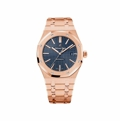 Audemars Piguet Royal Oak 15400OR.OO.1220OR.03 Mens Blue