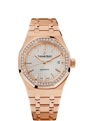 Audemars Piguet Royal Oak 15451OR.ZZ.1256OR.01 18 Carat Pink Gold Luxury Watches