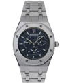 Audemars Piguet Royal Oak 25730ST.OO.0789ST.07 Mens Brushed Stainless Steel Luxury Watches