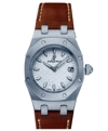 Audemars Piguet Royal Oak 67600ST.OO.D080VS.01 Ladies Scratch Resistant Sapphire Luxury Watches