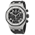Audemars Piguet Royal Oak Offshore 26048SK.ZZ.D002CA.01 Black (Waffle Tapestry) Sport Watches