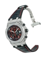 Audemars Piguet Royal Oak Offshore 26191BC.ZZ.D002CR.01 Mens 18 kt White Gold Luxury Watches