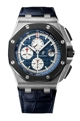 Audemars Piguet Royal Oak Offshore 26401PO.00.A018CR.01 Mens 44 mm x 14.45 mm Casual Watches