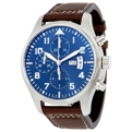 Automatic IWC Mens 43 mm Luxury Watches