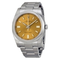 Automatic Rolex Oyster Perpetual Mens 36 mm Luxury Watches