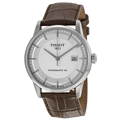 Automatic Tissot Powermatic Mens 41 mm Casual Watches