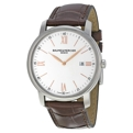 Baume et Mercier Classima 10144 Mens Stainless Steel Luxury Watches