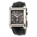 Baume et Mercier Hampton 10027 Mens Black Luxury Watches