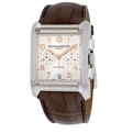 Baume et Mercier Hampton 10029 Mens Stainless Steel Polished Luxury Watches