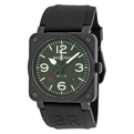 Bell and Ross Aviation BR0392-TYPE-MIL 42 mm Luxury Watches