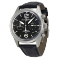 Bell and Ross Vintage BRV126-BL-ST/SCA Scratch Resistant Sapphire Luxury Watches