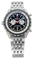 Black Breitling Chrono-Matic A4136012-B765-433A Casual Watches Mens