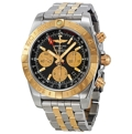 Black Breitling Chronomat CB042012/BB86 TT Luxury Watches Mens