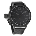 Black Carbon Finer U-Boat Classico 5573 Luxury Watches Mens