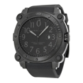 Black Hamilton Khaki H78585333 Casual Watches Mens