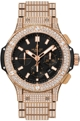 Black Hublot 301.PX.1180.PX.3704 Luxury Watches Mens