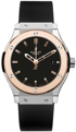 Black Hublot Classic Fusion 561.ZP.1180.RX Luxury Watches Mens