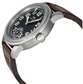 Black IWC Pilots Watches IW325401 Sport Watches Mens