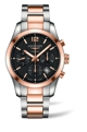 Black Longines L2.786.5.56.7 Luxury Watches Mens