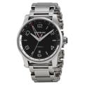 Black Montblanc 109135 Dress Watches Mens