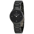 Black Rado R27742712 Casual Watches Ladies