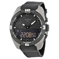 Black (Touch Screen) Tissot T0914204606100 Casual Watches Mens