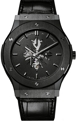 Black with Shawn Carter Logo Cut-out Hublot Classic Fusion 515.CM.1040.LR.SHC13 Luxury Watches Mens