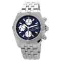Blue Breitling Chronomat A1335611-C645 Sport Watches Mens