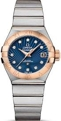 Blue Omega 123.20.27.20.53.001 Luxury Watches Ladies