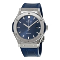 Blue Sunray Hublot 542.NX.7170.LR Luxury Watches Mens