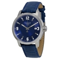 Blue Tissot PRC 200 T0554101604700 Casual Watches Mens