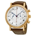 Breguet 5287BR129ZU Mens 18kt Pink Gold Luxury Watches