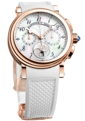 Breguet Marine 8827BR/52/586 Ladies 34.6 mm Luxury Watches