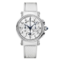 Breguet Marine 8828BB5D586DD00 Ladies 18 kt White Gold Luxury Watches