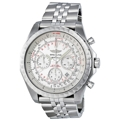 Breitling Breitling For Bentley A2536513-G675SS Mens Silver Sport Watches